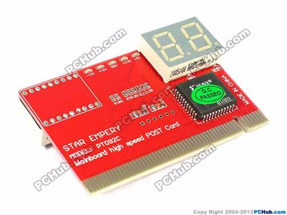 PT092C, Mainboard high speed POST Card