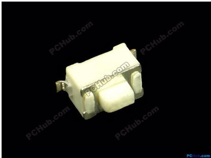 6x3.5x5mm, With Fixed leg, White