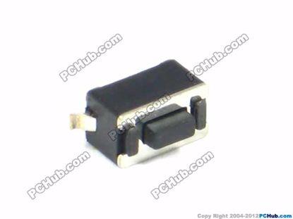 6x3.5x4.3mm, Black