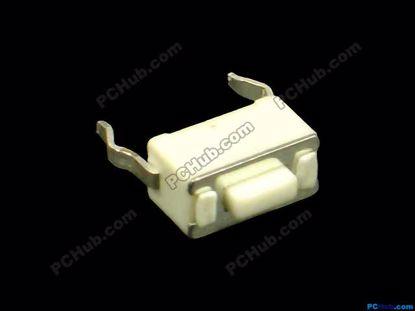6x3.5x4.3mm, White