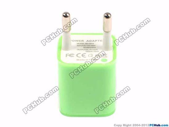 BD-301A, EU Plug, Green