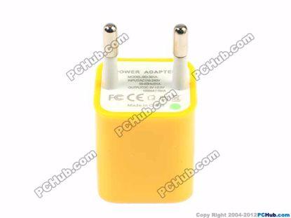 BD-301A, EU Plug, Yellow