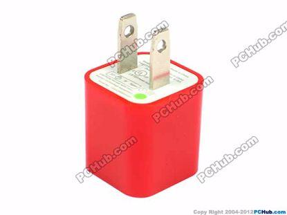 A1265, US Plug, Red