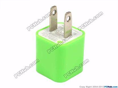 A1265, US Plug, Green