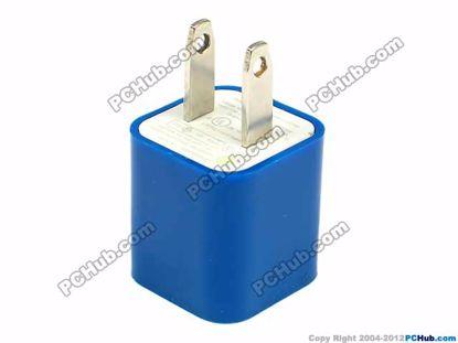 A1265, US Plug, Blue