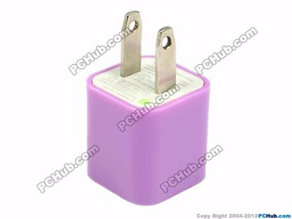A1265, US Plug, Purple