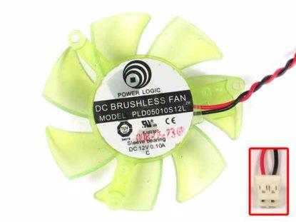 PLD05010S12L, Green