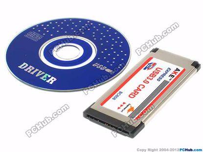 One USB3.0 Port