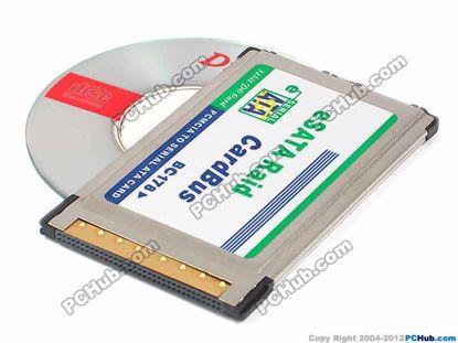 C178, eSATA Raid CardBus