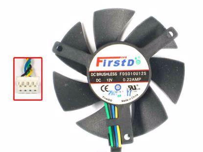 FD5010U12S, Black