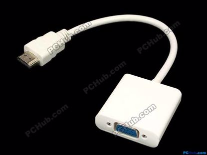 White, Cable Length: 160mm