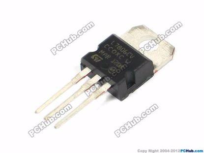 L7806CV, Output: 1.5A / 6V