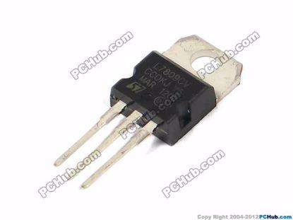 L7809CV, Output: 1.5A / 9V