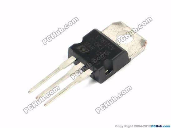 L7812CV, Output: 1.5A / 12V