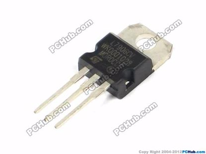 L7906CV, Output: 1.5A / -6V
