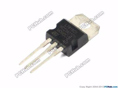 L7915CV, Output: 1.5A / -15V