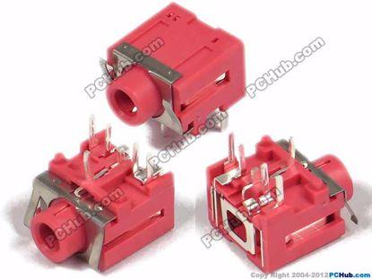 DIP 5-pin, Pink