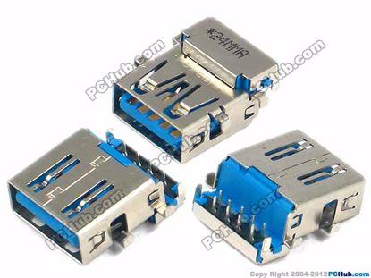 Shen plate, H2.5mm, Blue