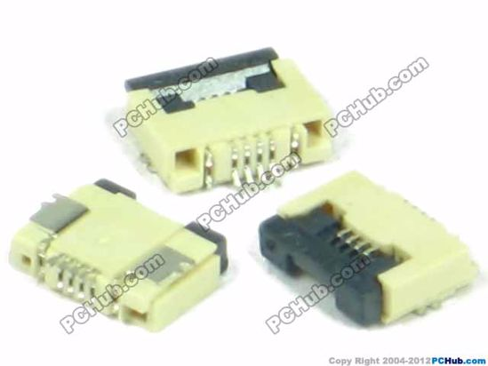 0.5mm Pitch, 4-pin, SMT type
