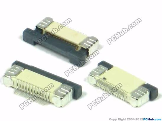 0.5mm Pitch, 12-pin, SMT type