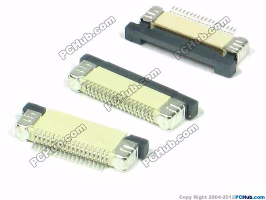 0.5mm Pitch, 18-pin, SMT type