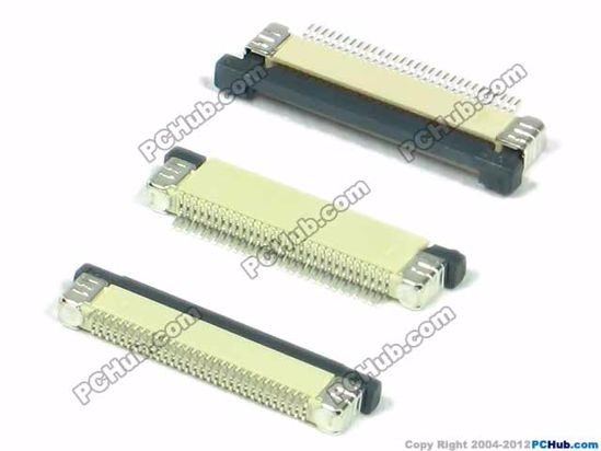 0.5mm Pitch, 30-pin, SMT type