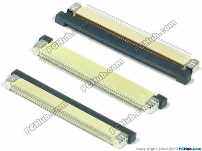 0.5mm Pitch, 50-pin, SMT type