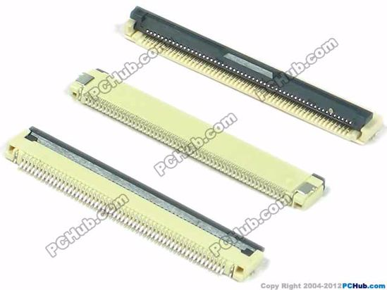 0.5mm Pitch, 54-pin, SMT type