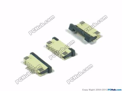 1.0mm Pitch, 5-pin, SMT type