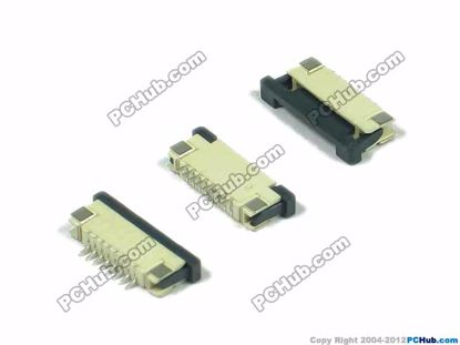 1.0mm Pitch, 8-pin, SMT type