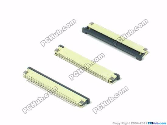 28-pin, 1.0mm Pitch, H=2.5mm, SMT type