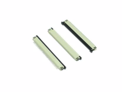 36-pin, 1.0mm Pitch, H=2.5mm, SMT type