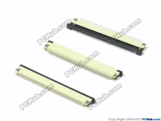 35-pin, 1.0mm Pitch, H=2.5mm, SMT type