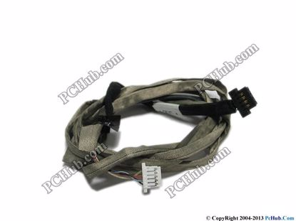 Cable Length: 730mm, 4 wire 5-pin connector