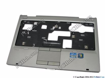 Picture of HP EliteBook 2560p Series Mainboard - Palm Rest 651374-001, with Touchpad