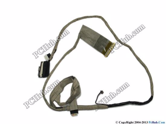 Cable Length: Other Computer Cables Yoton Wholesale Wholesale New LCD LVDS Cable for Dell Latitude E6520 0C4K5X DC02001IB00 Yoton