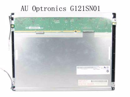 """G121SN01, V.2, """"New"""""""