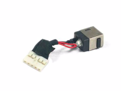 Picture of Lenovo IdeaPad U410 Jack- DC For Laptop with Cable