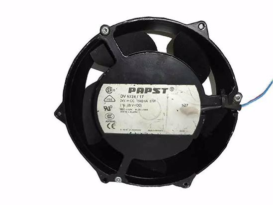 DV 6224 R 24V 1.625A 39W for VFD ACS800 Inverter Fan DV6224R
