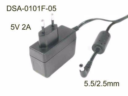 5V 2A Barrel 5.5//2.5mm DVE DSC-5P-01 EU 50200 Power Supply Adapter