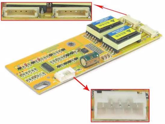 """BX-02S2201, 120x40mm, For 10""""-19"""" Display"""