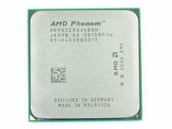 HD985ZXAJ4BGH, 65nm, AM2+, 125W