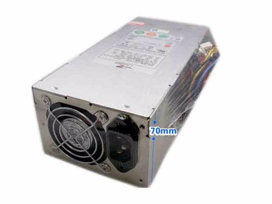 350W 2U Power Supply For Server P2H 6350P EMACS Zippy