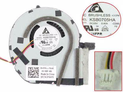 KSB0705HA, -CD85, DP/N: T6V7J 0T6V7J