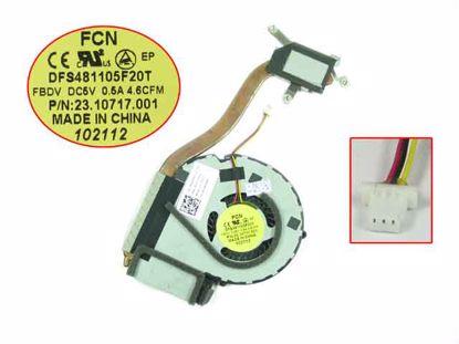 DFS481105F20T FBDV, DP/N:N5RM9, 0N5RM9, 23.10717.0