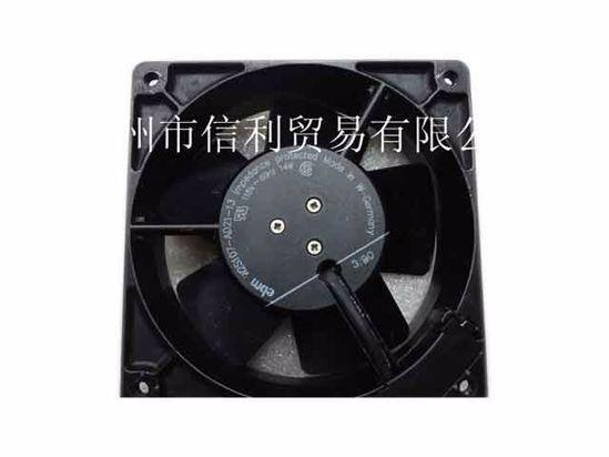 Ac 115v 14w  120x120x38mm W2s107-ad21-13 Ebm-papst W2s107-ad21-13 Server