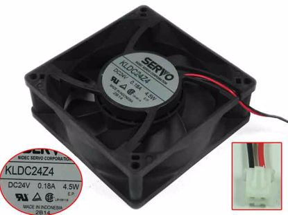 SCNDM12B4-904 Japan Servo Server Cooling Fan