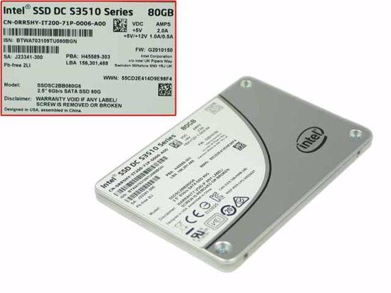 SSDSC2BB080G601, 100x70x7mm, New
