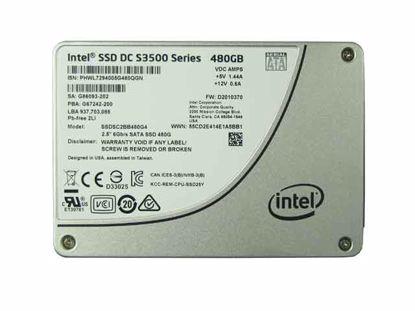 SSDSC2BB480G4L, SSDSC2BB480G4