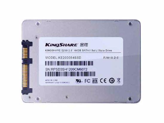 KE200064SSD, 100x70x7mm, New